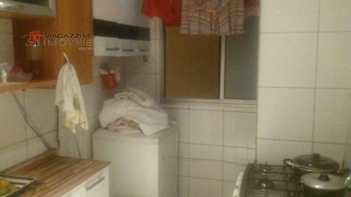 apartamento para venda, 2 dormitórios, americanopolis - são paulo - 1617