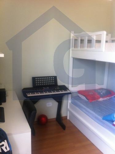 apartamento para venda, 2 dormitórios, assunção - são bernardo do campo - 1318
