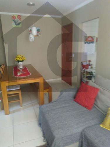 apartamento para venda, 2 dormitórios, assunção - são bernardo do campo - 3182