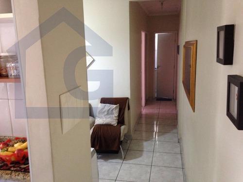 apartamento para venda, 2 dormitórios, assunção - são bernardo do campo - 3374