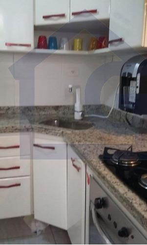 apartamento para venda, 2 dormitórios, assunção - são bernardo do campo - 3600