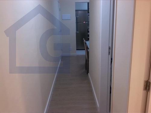 apartamento para venda, 2 dormitórios, assunção - são bernardo do campo - 3621