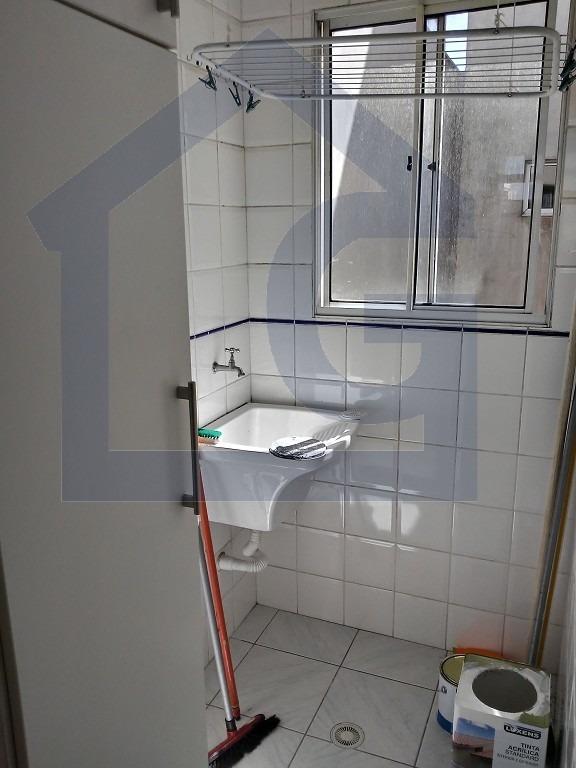 apartamento para venda, 2 dormitórios, assunção - são bernardo do campo - 5049