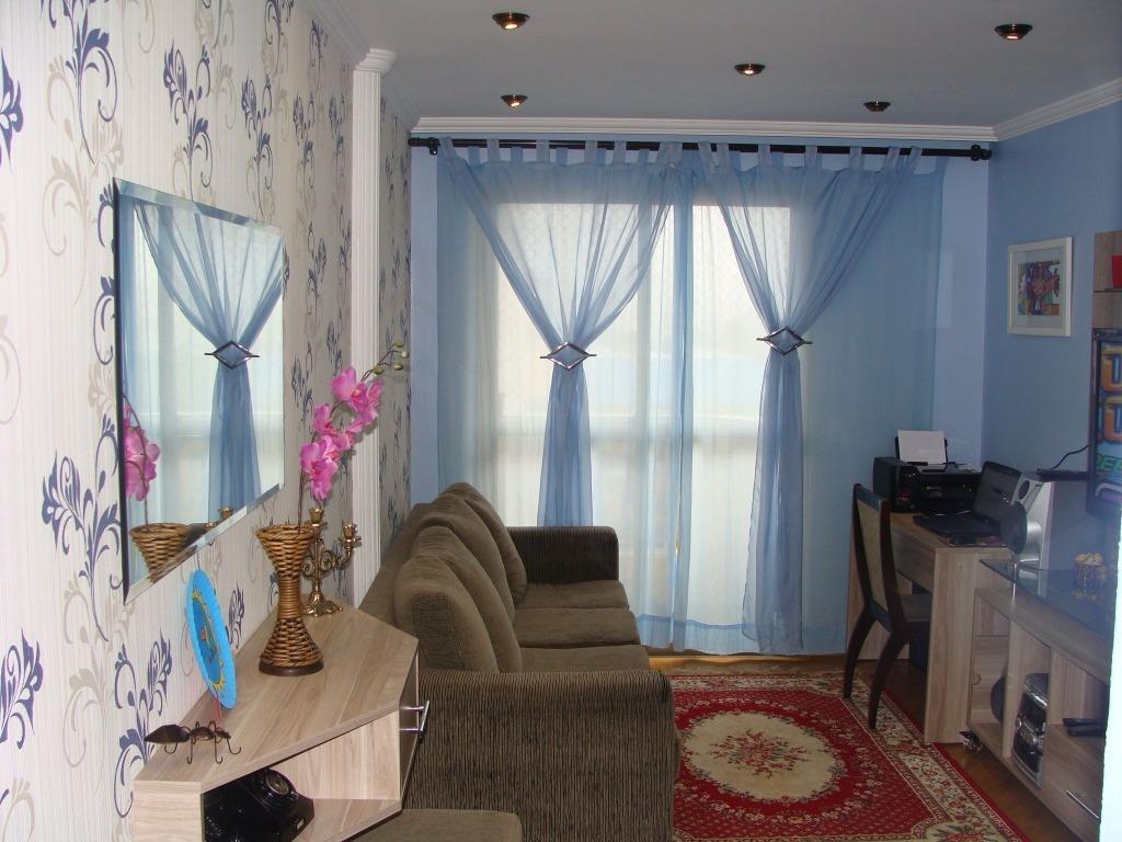 apartamento para venda, 2 dormitórios, baeta neves - são bernardo do campo - 2723