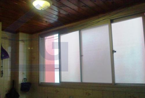 apartamento para venda, 2 dormitórios, baeta neves - são bernardo do campo - 3430