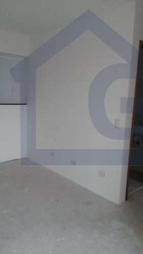 apartamento para venda, 2 dormitórios, bairro santa maria - santo andré - 3026