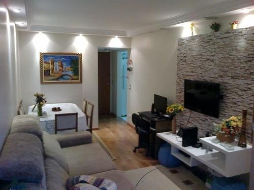 apartamento para venda, 2 dormitórios, barra funda - são paulo - 2809