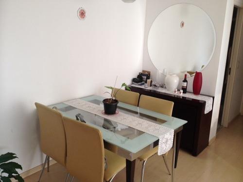 apartamento para venda, 2 dormitórios, barra funda - são paulo - 5752