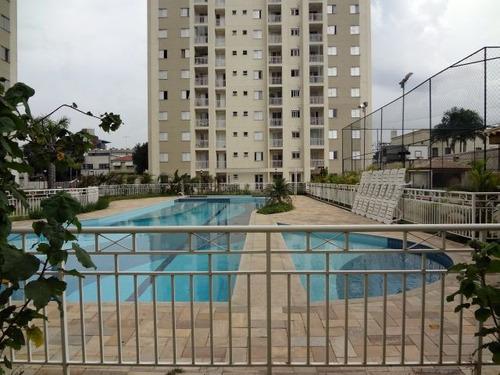 apartamento para venda, 2 dormitórios, barra funda - são paulo - 7355