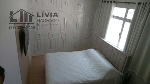 apartamento para venda, 2 dormitórios, bento ferreira - vitória - 1750