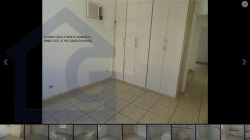 apartamento para venda, 2 dormitórios, boqueirão - santos - 3078