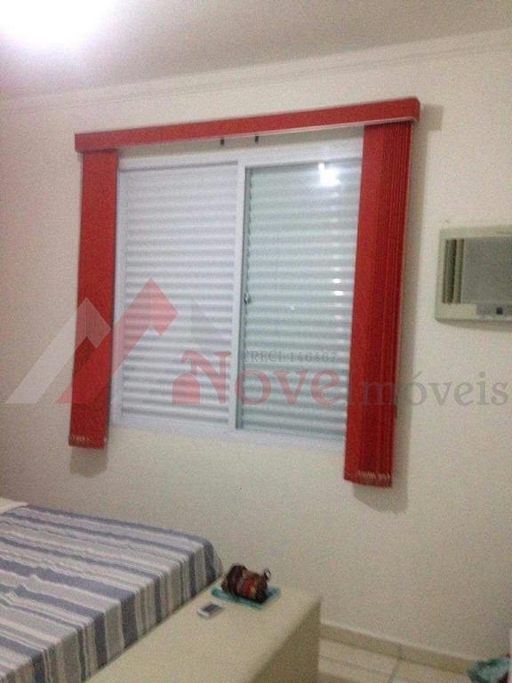 apartamento para venda, 2 dormitórios, boqueirão - santos - 795