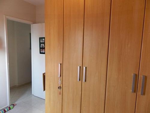 apartamento para venda, 2 dormitórios, bosque da saúde - são paulo - 1767