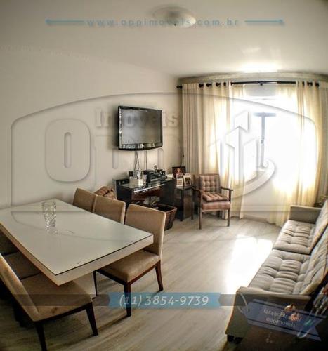 apartamento para venda, 2 dormitórios, cambuci - são paulo - 2528