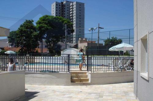 apartamento para venda, 2 dormitórios, campestre - santo andré - 3557