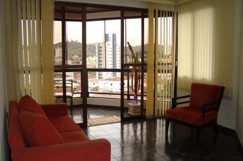 apartamento para venda, 2 dormitórios, campo do galvão - guaratinguetá - 120
