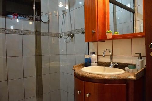 apartamento para venda, 2 dormitórios, campo grande - são paulo - 2240