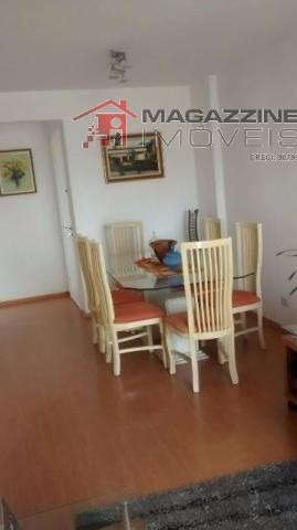 apartamento para venda, 2 dormitórios, campo grande - são paulo - 2766
