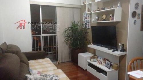apartamento para venda, 2 dormitórios, campo grande (zona sul) - são paulo - 2412