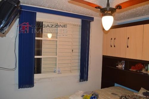 apartamento para venda, 2 dormitórios, casa grande - diadema - 2355