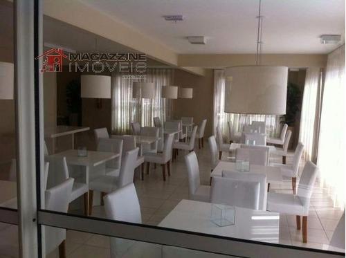 apartamento para venda, 2 dormitórios, centro - diadema - 2476