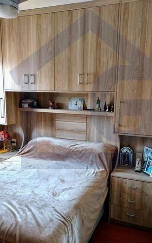 apartamento para venda, 2 dormitórios, centro - diadema - 3543