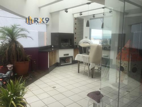 apartamento para venda, 2 dormitórios, centro - são bernardo do campo - 325
