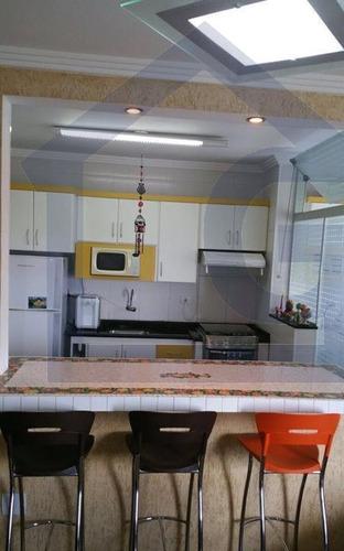 apartamento para venda, 2 dormitórios, centro - são bernardo do campo - 3494