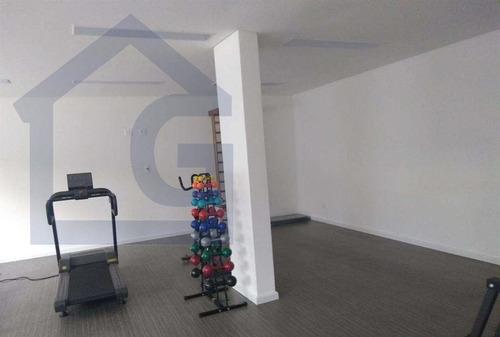 apartamento para venda, 2 dormitórios, centro - são bernardo do campo - 3648