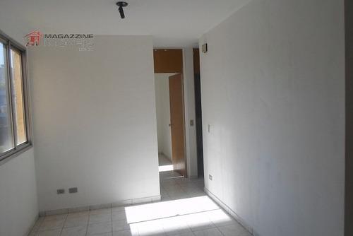 apartamento para venda, 2 dormitórios, cidade ademar - são paulo - 2201