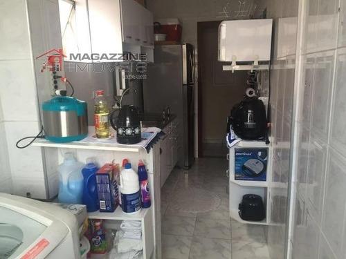apartamento para venda, 2 dormitórios, cidade ademar - são paulo - 2574