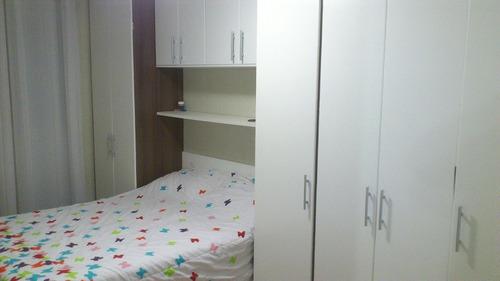 apartamento para venda, 2 dormitórios, city jaraguá - são paulo - 5774