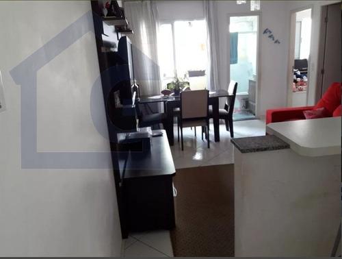 apartamento para venda, 2 dormitórios, demarchi - são bernardo do campo - 3425