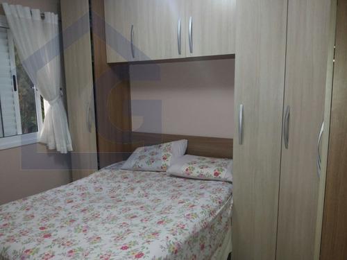 apartamento para venda, 2 dormitórios, demarchi - são bernardo do campo - 3584