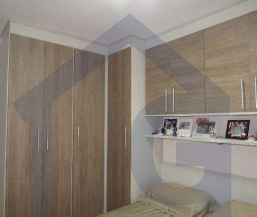 apartamento para venda, 2 dormitórios, dos casas - são bernardo do campo - 2645