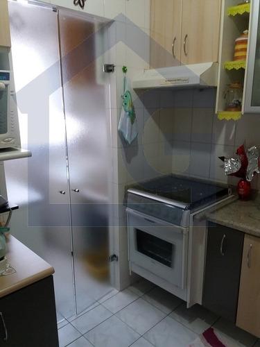 apartamento para venda, 2 dormitórios, dos casas - são bernardo do campo - 3188