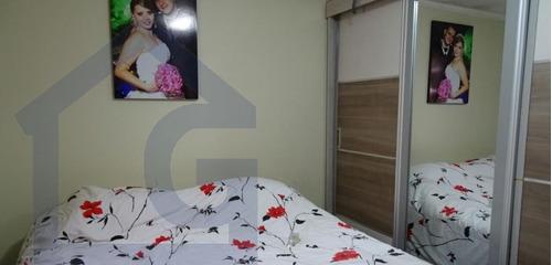 apartamento para venda, 2 dormitórios, ferrazópolis - são bernardo do campo - 3344