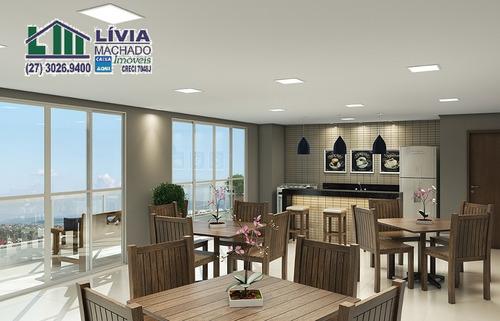 apartamento para venda, 2 dormitórios, goiabeiras - vitória - 1246