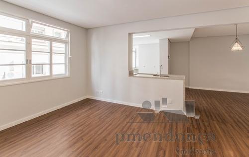 apartamento para venda, 2 dormitórios, higienópolis - são paulo - 10632