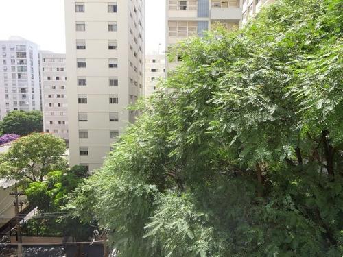 apartamento para venda, 2 dormitórios, higienópolis - são paulo - 2670