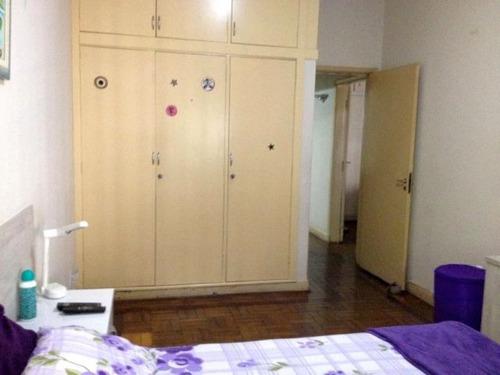 apartamento para venda, 2 dormitórios, higienópolis - são paulo - 3227