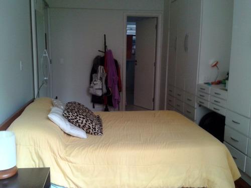 apartamento para venda, 2 dormitórios, higienópolis - são paulo - 4139