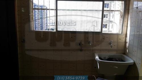 apartamento para venda, 2 dormitórios, ipiranga - são paulo - 3383