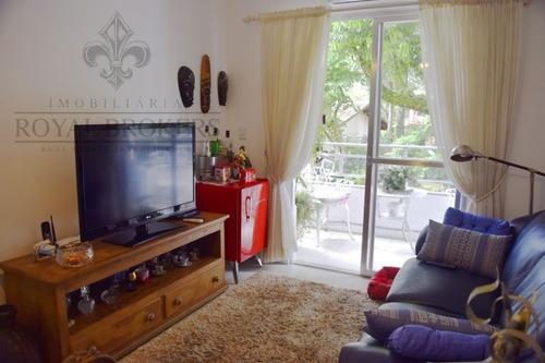 apartamento para venda, 2 dormitórios, itagua - ubatuba - 66