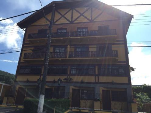 apartamento para venda, 2 dormitórios, jaquaribe - campos do jordão - 1064