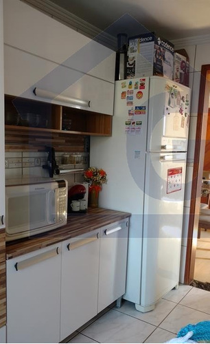 apartamento para venda, 2 dormitórios, jardim alvorada - santo andré - 3230