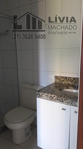 apartamento para venda, 2 dormitórios, jardim camburi - vitória - 1663