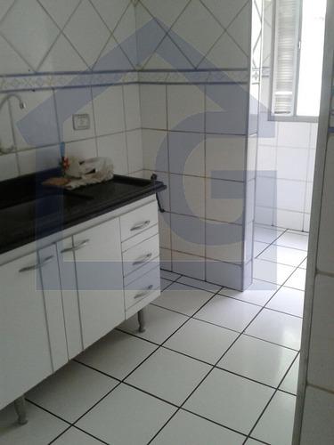 apartamento para venda, 2 dormitórios, jardim campanario - diadema - 2138