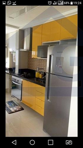 apartamento para venda, 2 dormitórios, jardim canhema - diadema - 2774