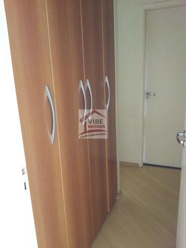 apartamento para venda, 2 dormitórios, jardim da glória - são paulo - 484